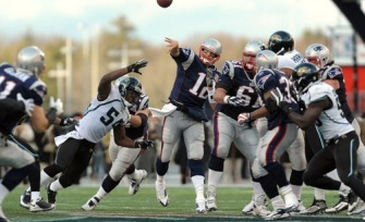 Brady vs Jags - Photo PatriotsGab.com